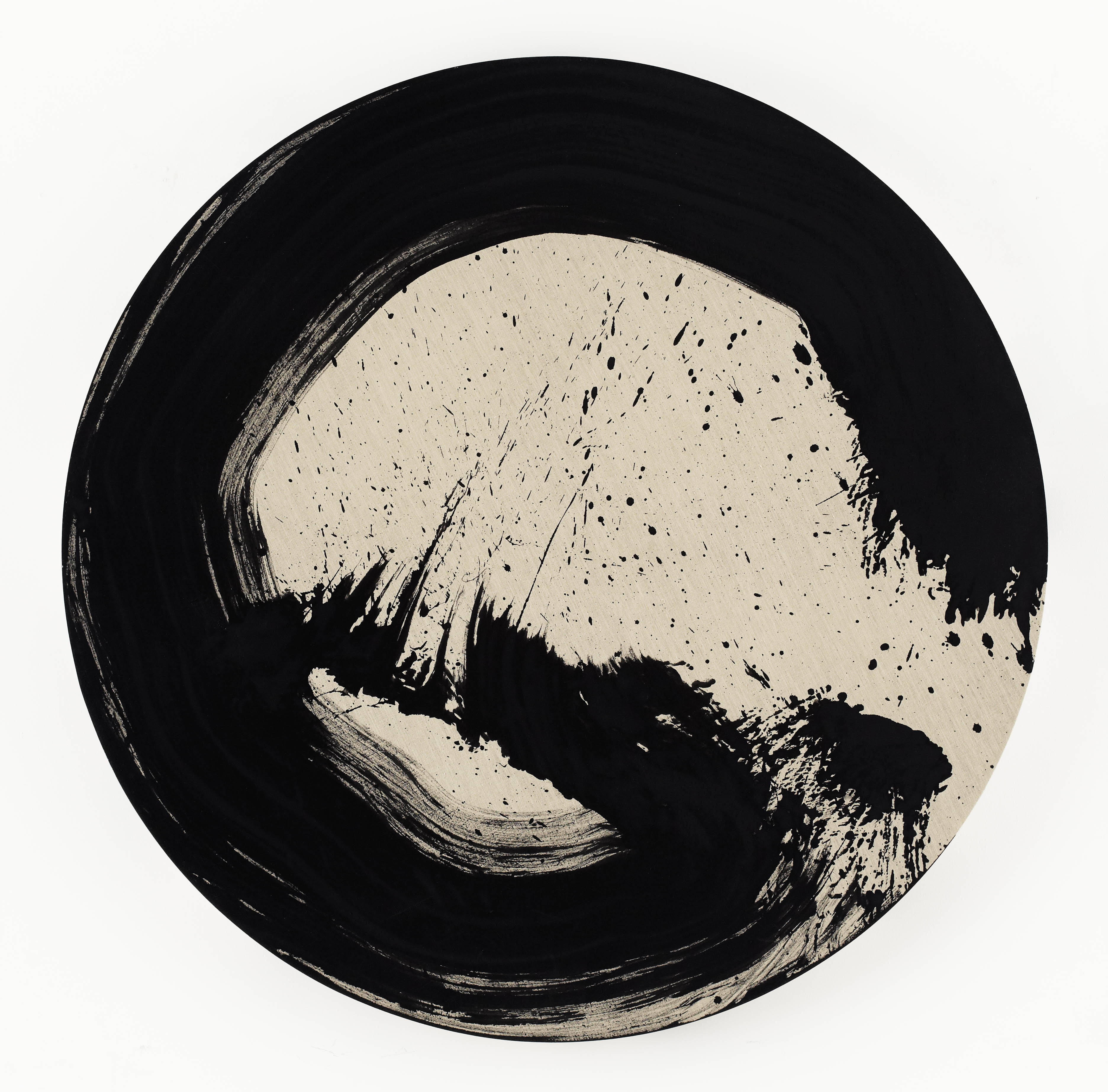 This September Max Gimblett will participate
