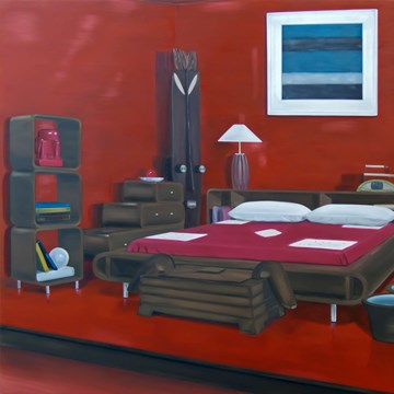 Untitled (The Red Room)