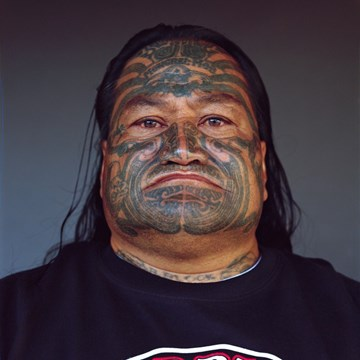 Willy Mighty Mongrel Mob New Zealand