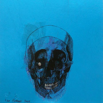 Deep Sea Sleep - for Len (Yves Klein)