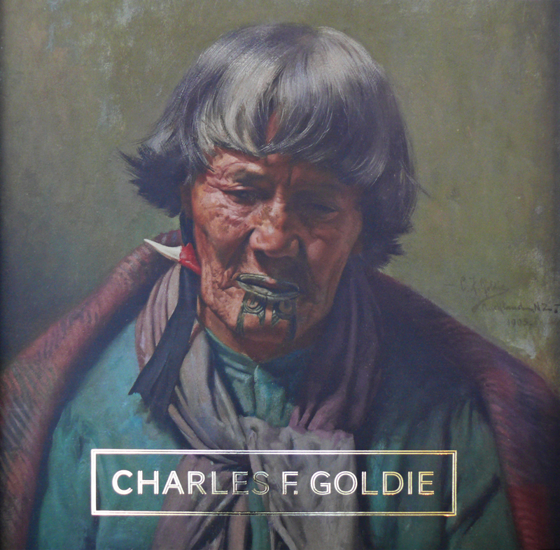 Goldie: As Rembrandt would have Painted the Maori