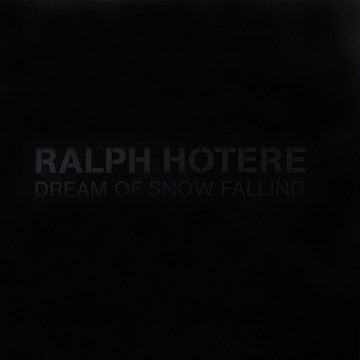 Ralph Hotere: Dream of Snow Falling
