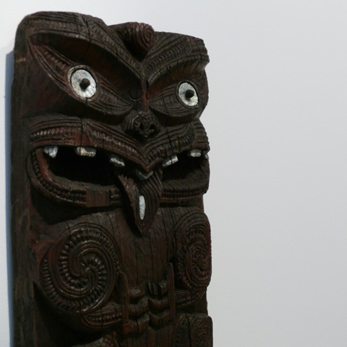 Maori: Tradition and Object