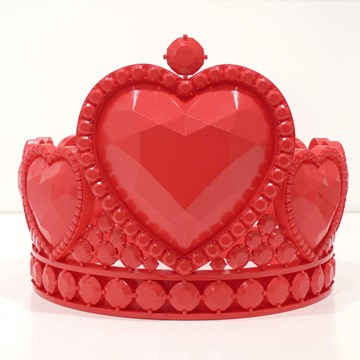 Crown, red