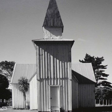 Anglican Church, Pawarenga Peninsula, Whangape Harbour, Northland