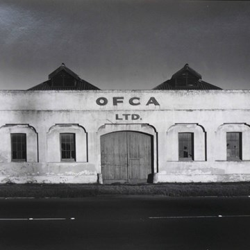 Dunedin (Warehouse Facade)