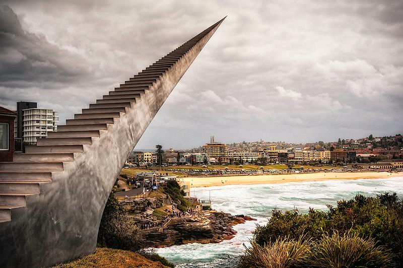 David McCracken to be included in Sydney's Sculpture by the Sea.