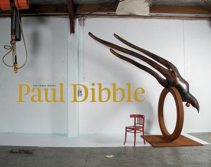 Paul Dibble: The Large Works