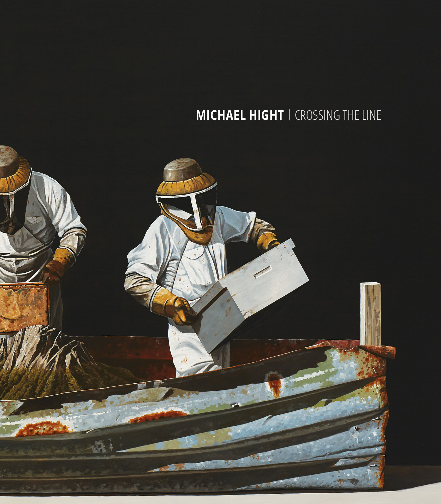 Michael Hight: Crossing the Line