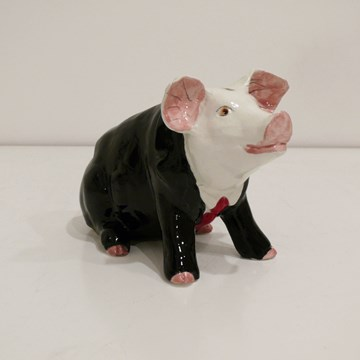 The Pygg Bank Project (black)