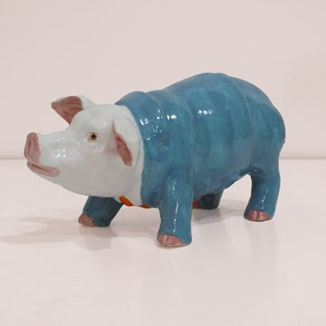 The Pygg Bank Project (dark blue)