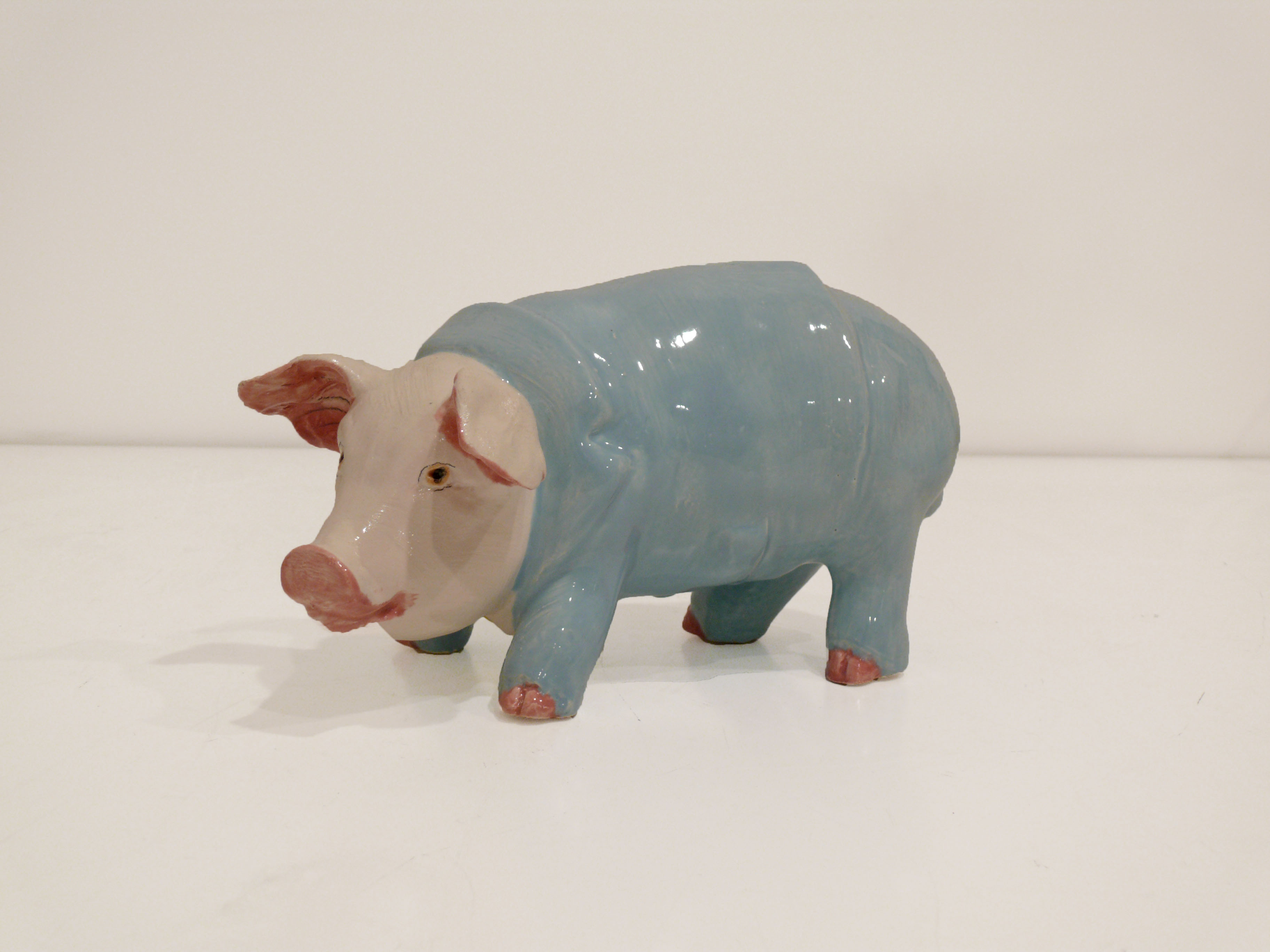 The Pygg Bank Project (light blue)