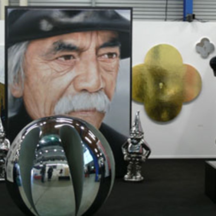 2009 Auckland Art Fair