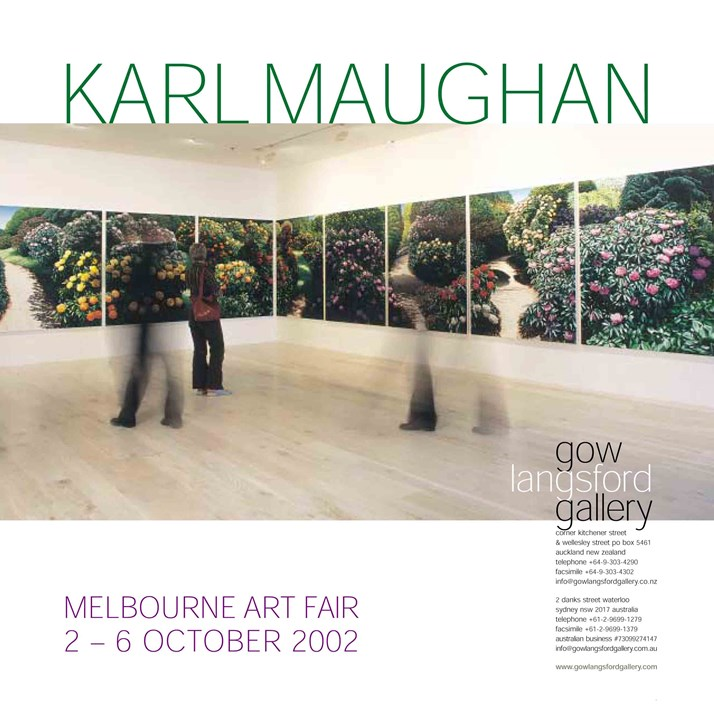2002 Melbourne Art Fair