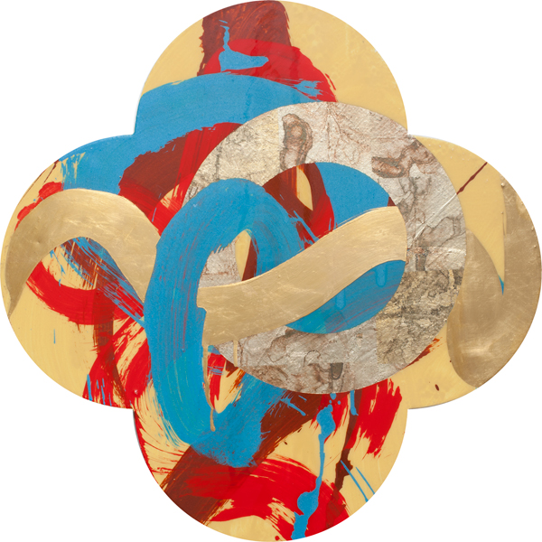 Max Gimblett at Kashya Hildebrand Gallery, London