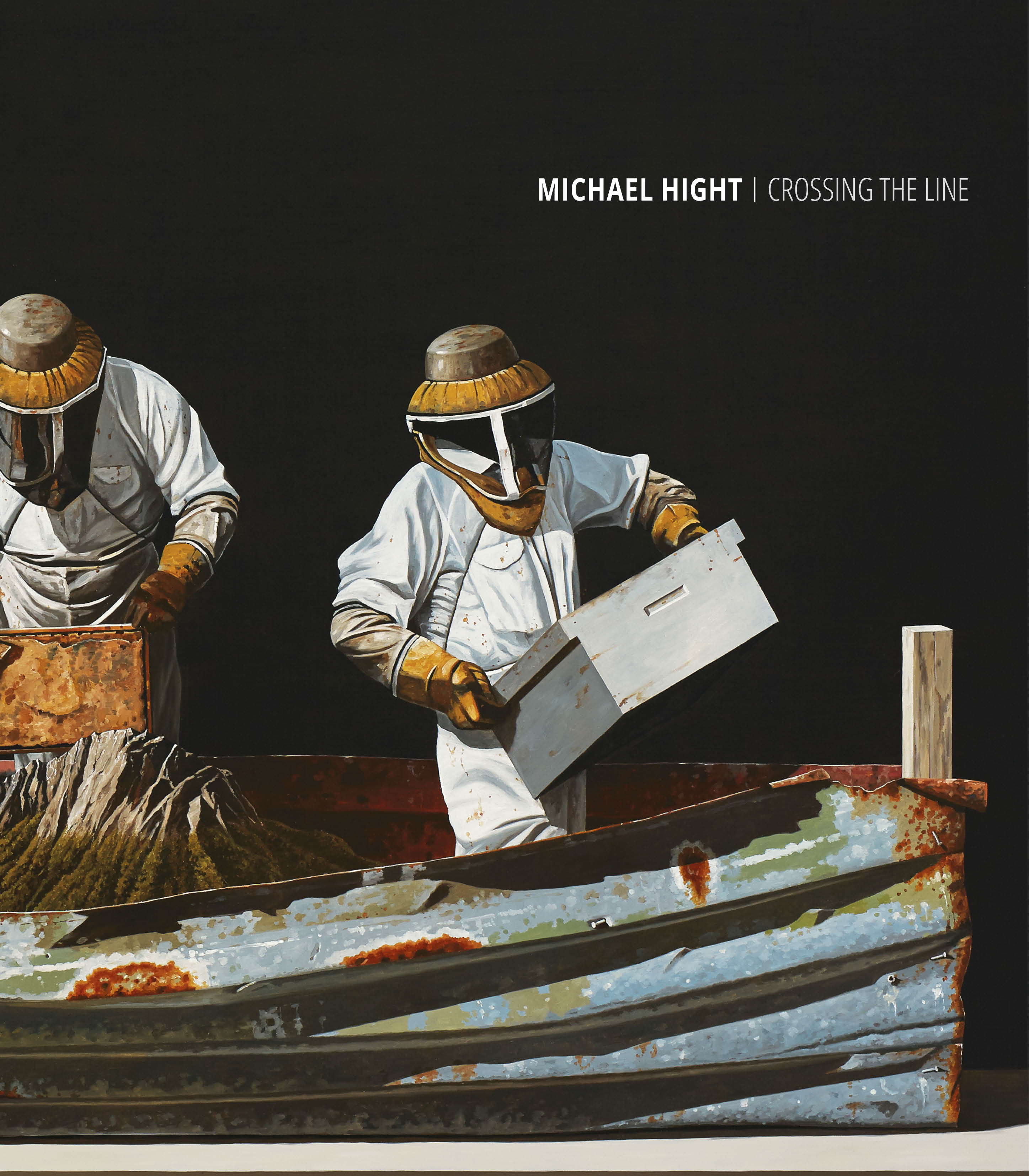 Michael Hight book launch