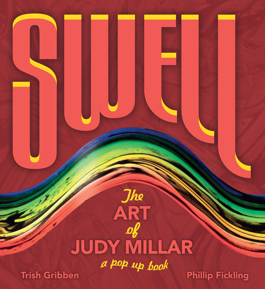 Judy Millar Book Launch