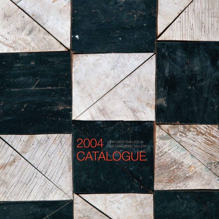 Gow Langsford and John Leech Galleries Spring Catalogue 2004