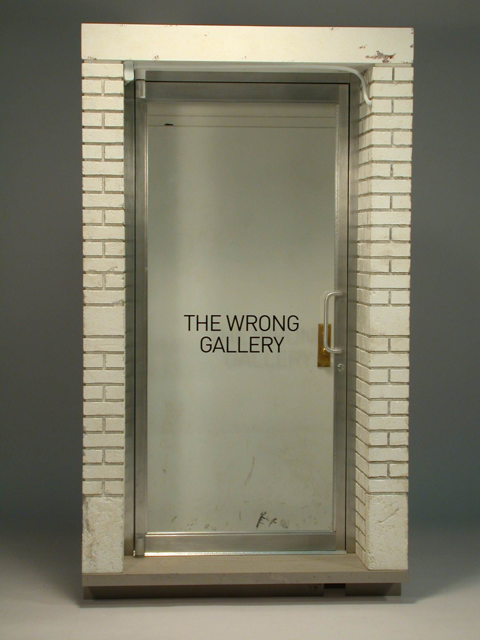 The Wrong Gallery