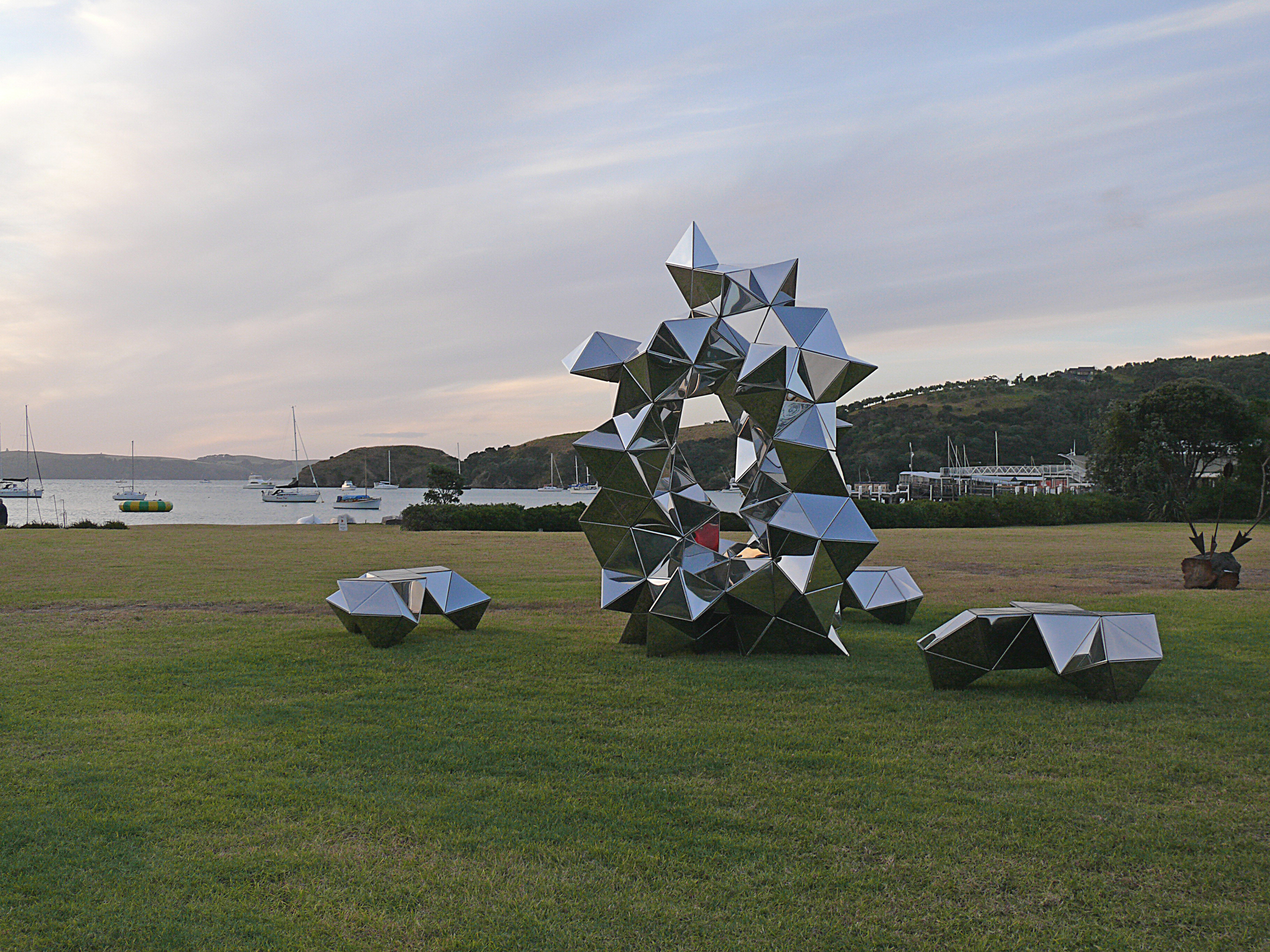 headland Sculpture on the Gulf