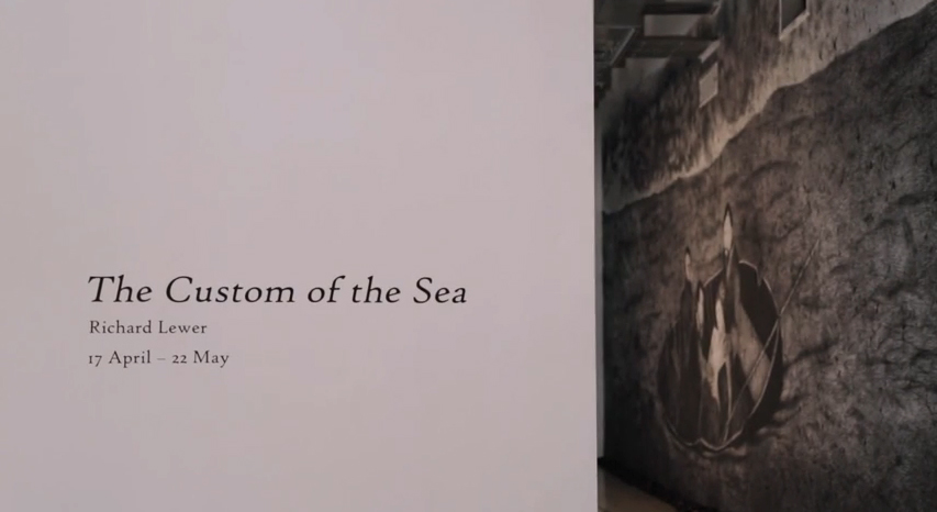 Richard Lewer, The Custom of the Sea - Documentation online