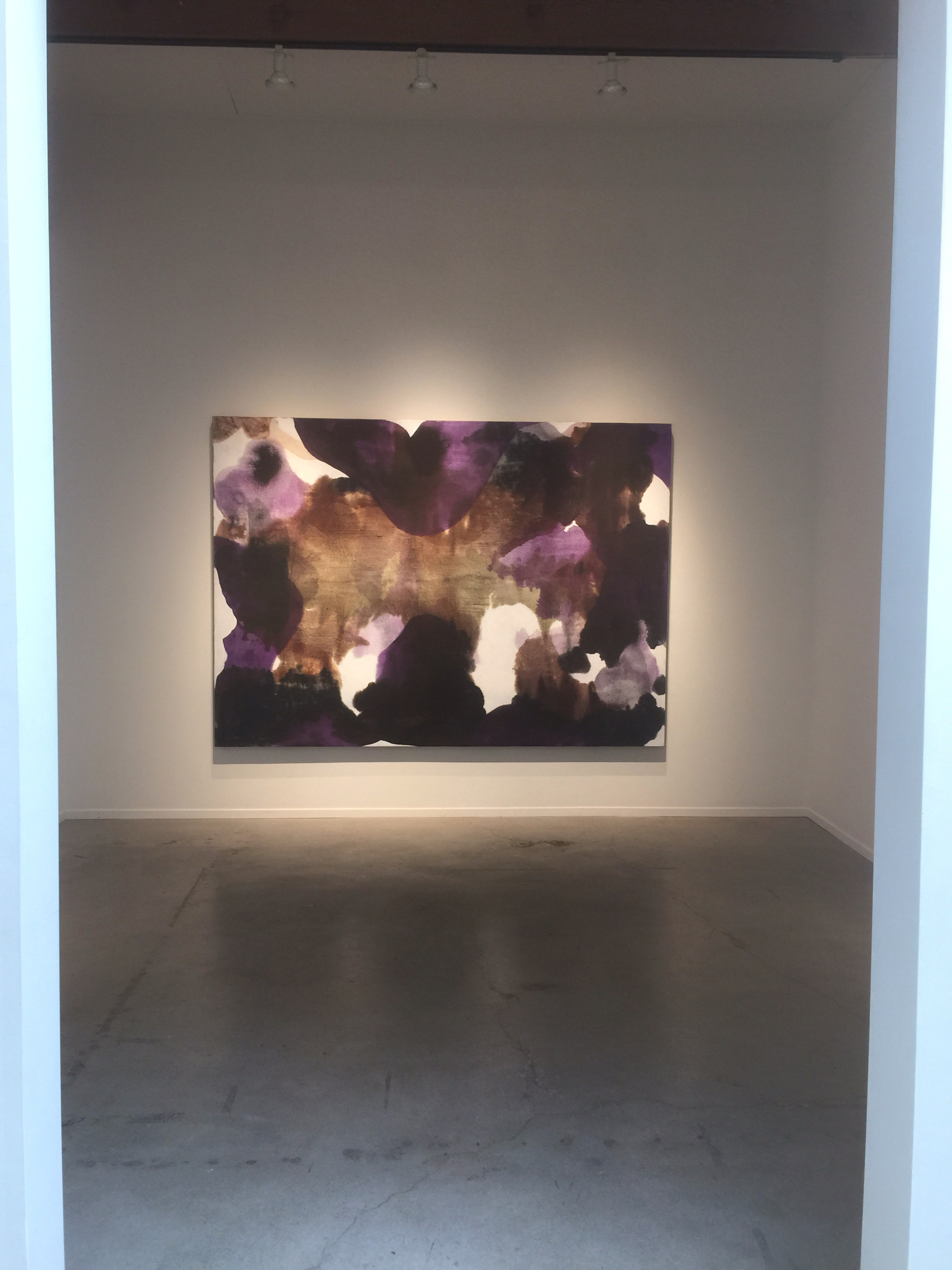 Antonio Murado now showing at Von Lintel Gallery in LA