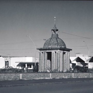 War memorial, Featherston, Wairarapa, 22 November 1986