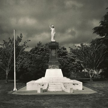War memorial, Wyndham, Southland, 11 December 2010