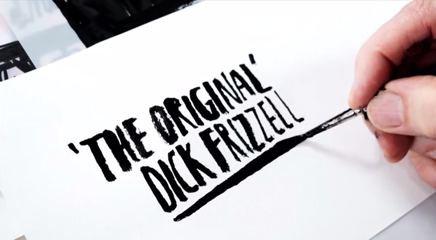 Vogel's Dick Frizzell - Creating the Original Design