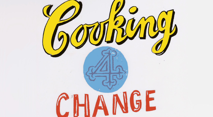 Cooking 4 Change with......Dick Frizzell