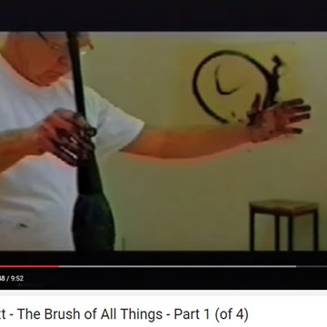 Max Gimblett - The Brush of All Things - Part 1 (of 4)