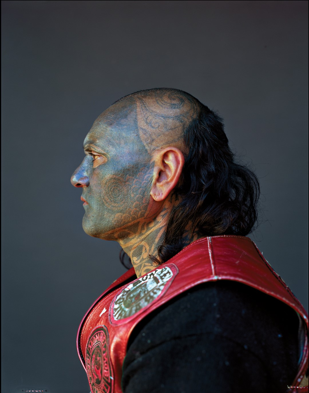 Mongrel Mob portraits show another side to gang