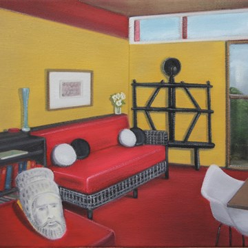 Untitled (The Yellow Room)