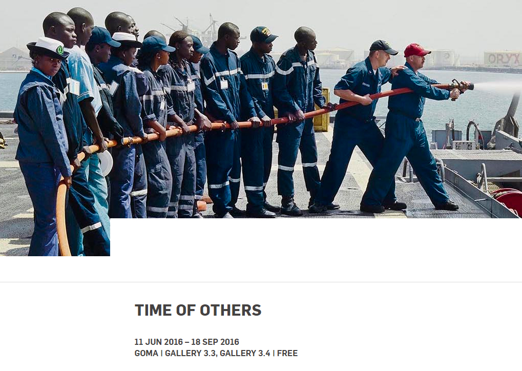 Graham Fletcher features in 'Time of Others' travelling exhibition