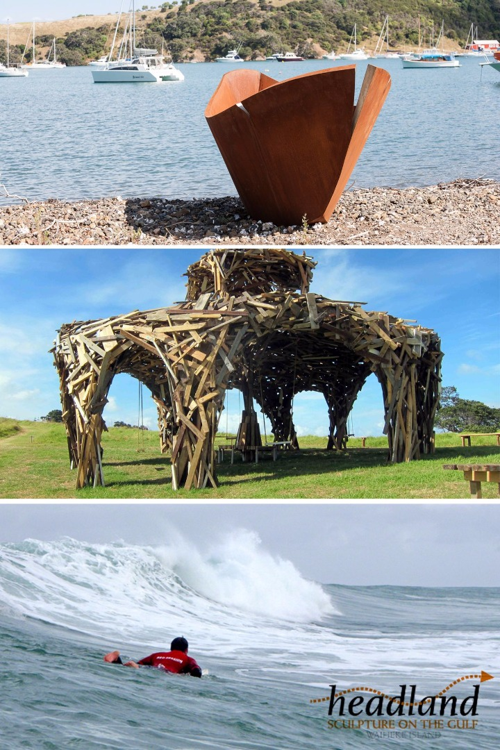 headland Sculpture on the Gulf 2017 Artist Annoucement