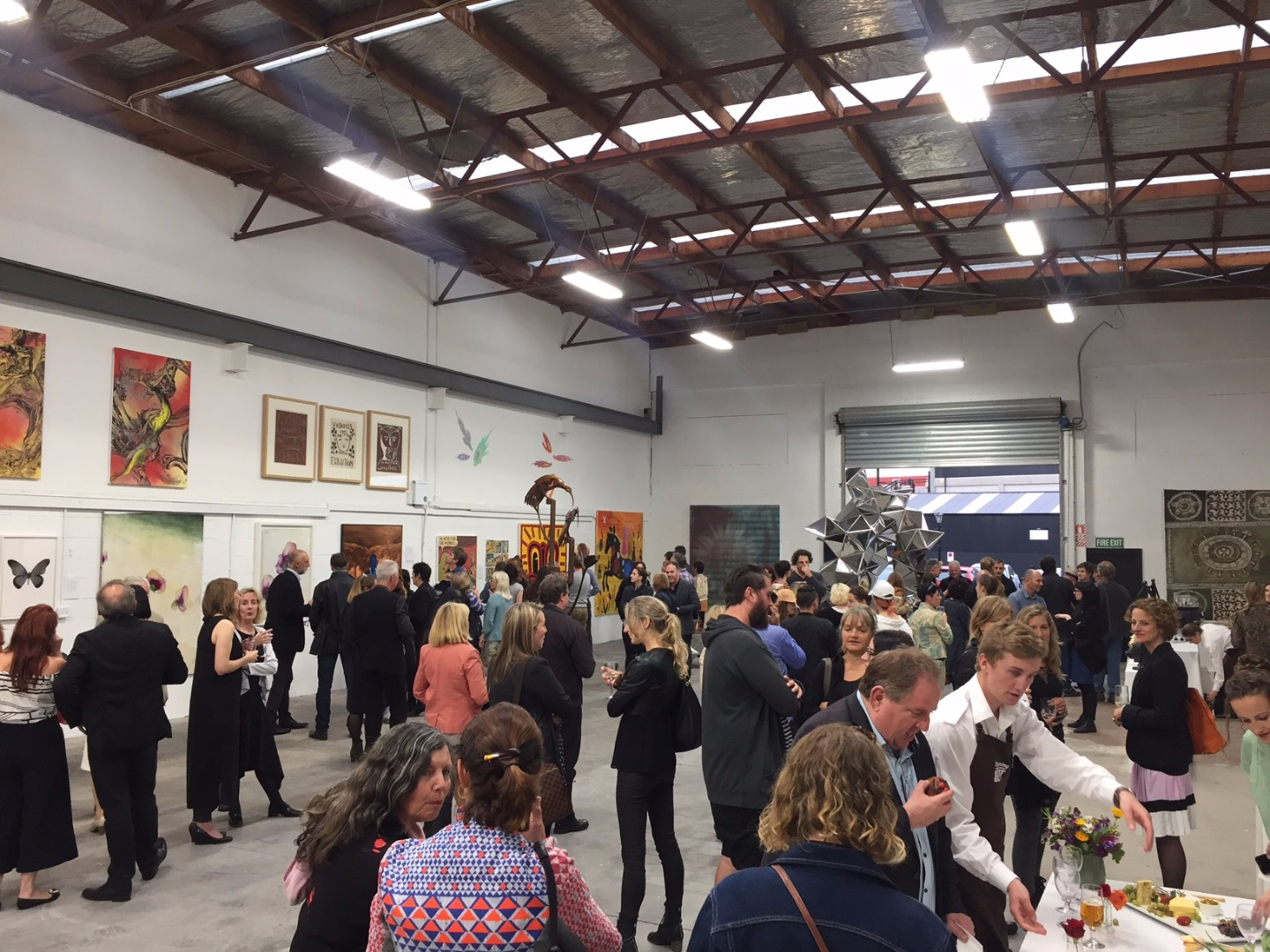 Gow Langsford Gallery opens Christchurch Pop Up