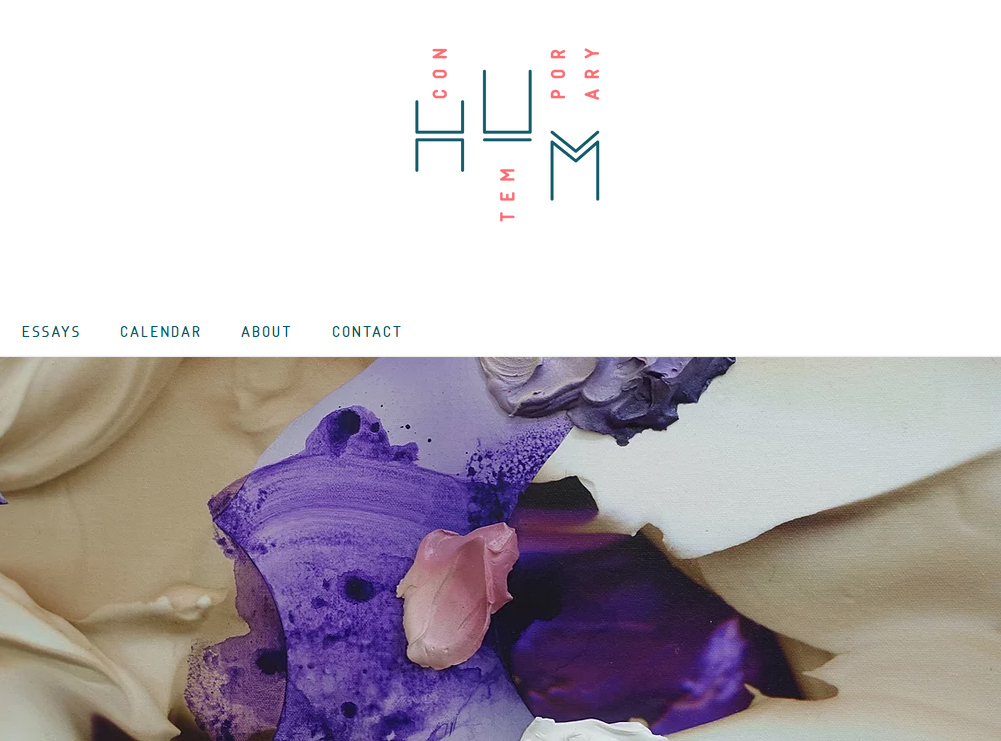 Contemporary Hum launches with feature on Andre Hemer