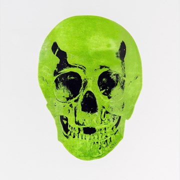 The Sick Dead - Lime Green/Raven Black