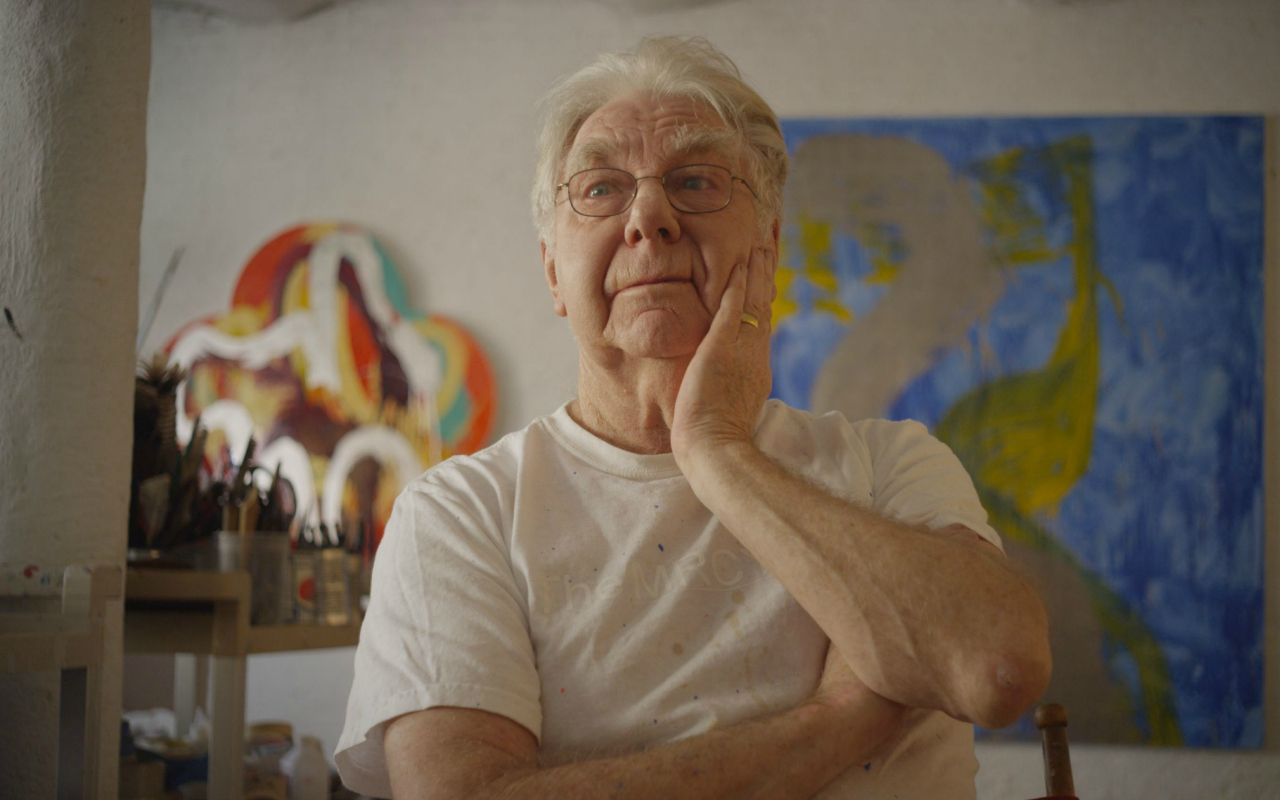 Max Gimblett: Original Mind Documentary