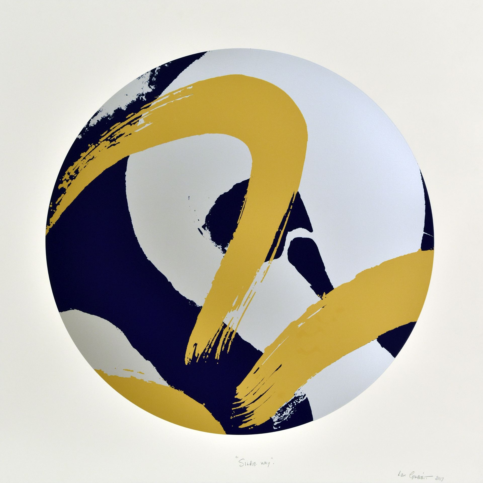 New Max Gimblett Screenprints