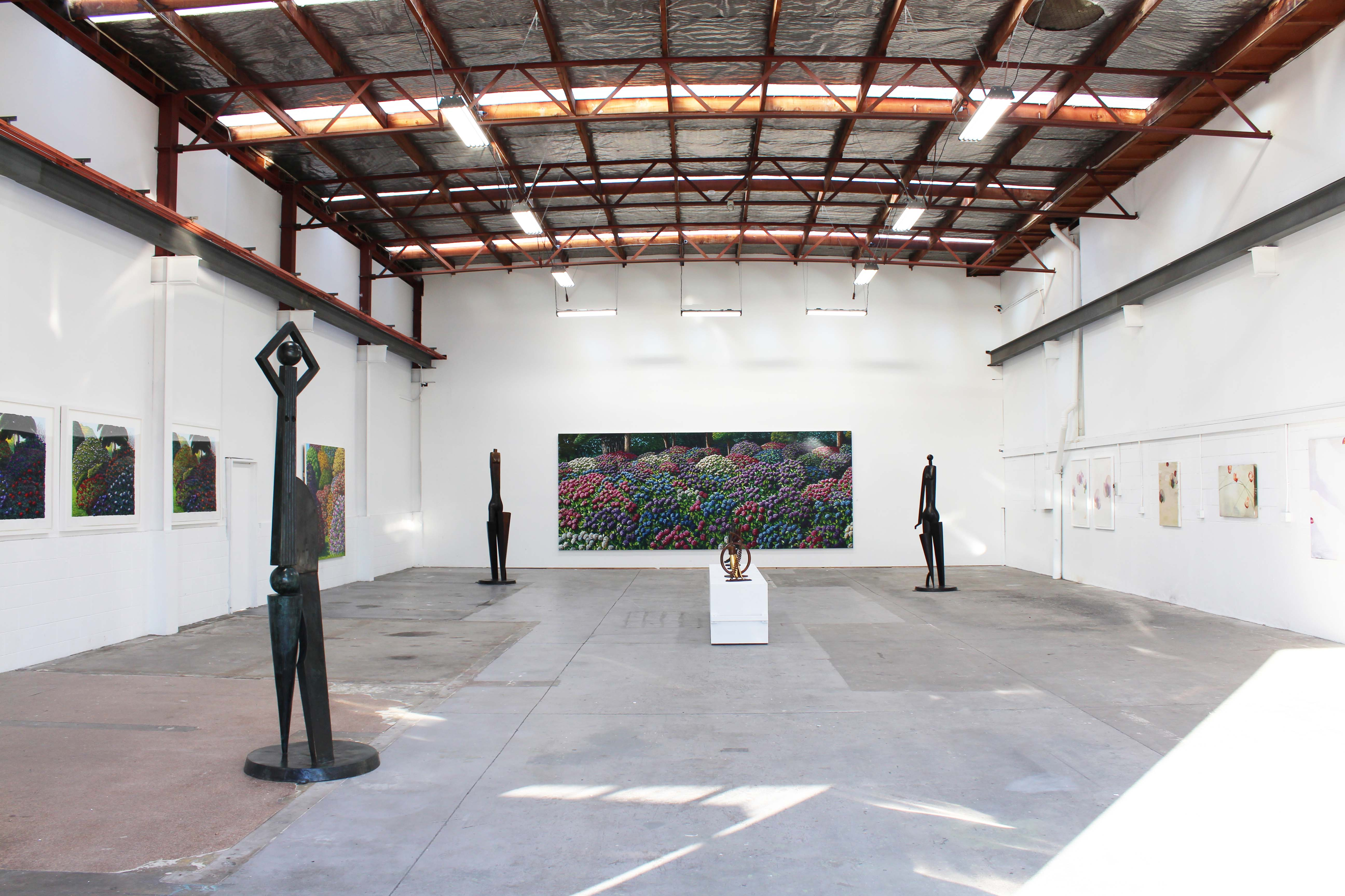 Gow Langsford Gallery Christchurch Pop-Up