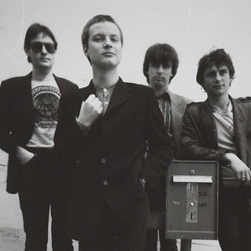 XTC, Christchurch, 12 September 1980