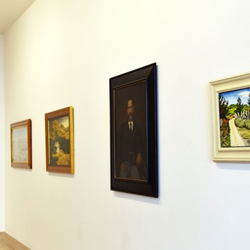 Works from the Collection of the late Sir Paul Holmes