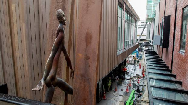 Paul Dibble sculpture given new home in Christchurch