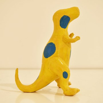 T Rex (Yellow and Blue)