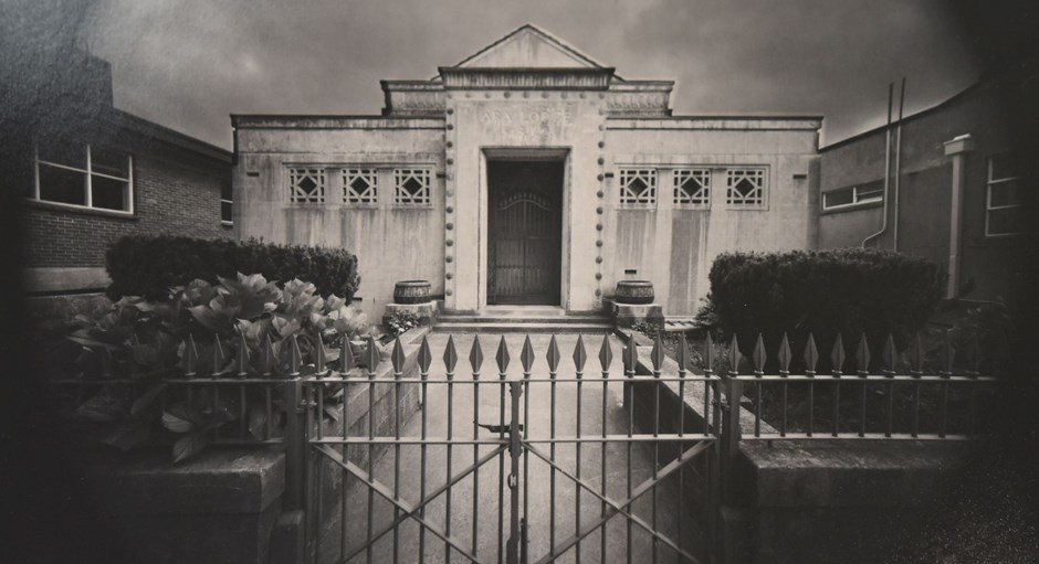 Serial Works: Masonic Lodges. Taranaki