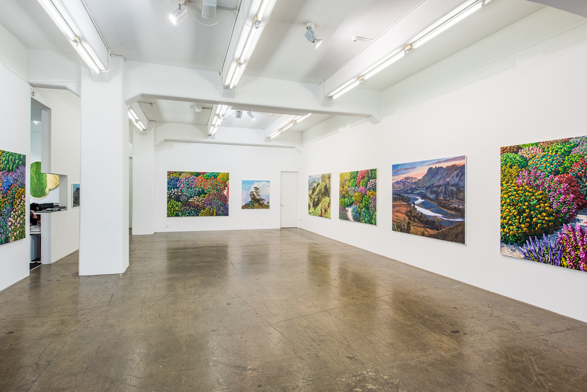 TJ McNamara Reviews Dick Frizzell and Karl Maughan's Landscapes