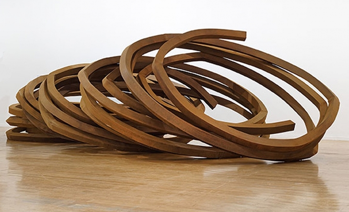 Bernar Venet Retrospective 2019-1959 in Lyon, France