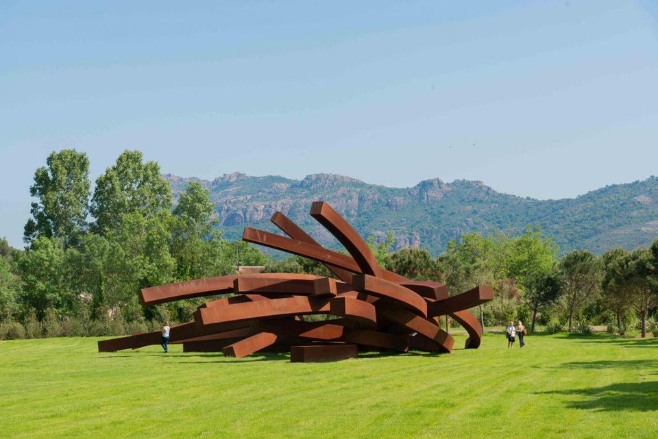 Bernar Venet on Forbes.com