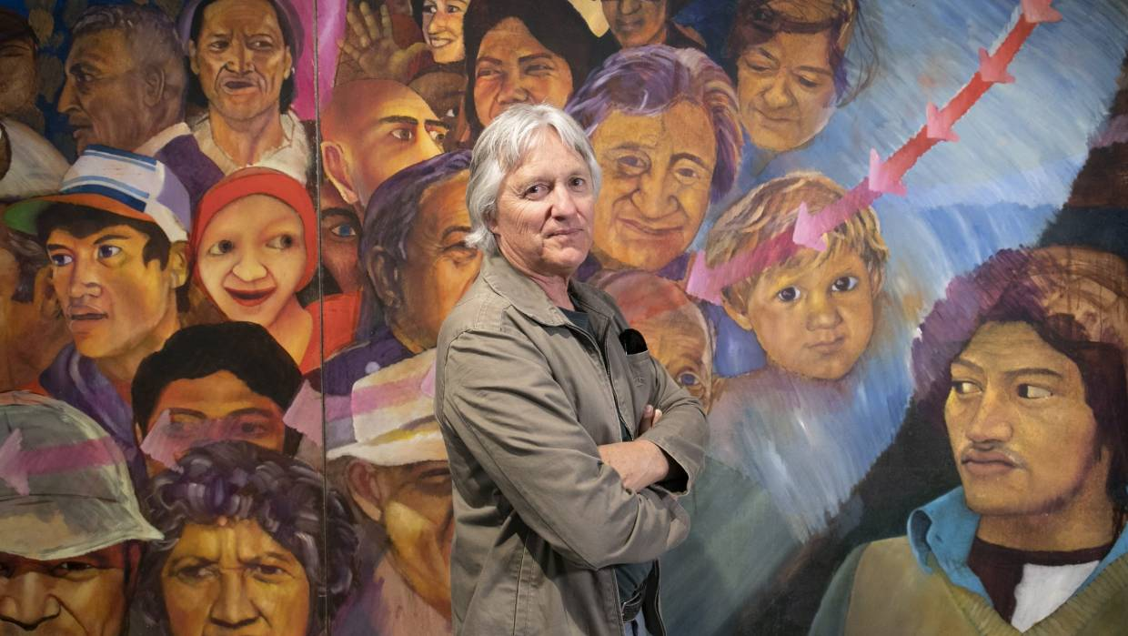 John Walsh's Portrait of Ūawa Tolaga Bay Finally Exhibited in Wellington
